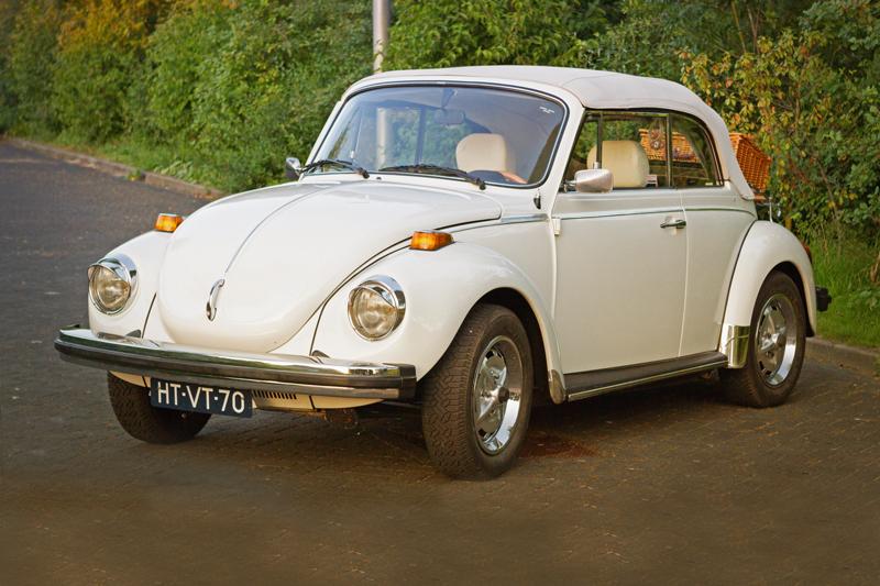 Huur deze prachtige Volkswagen Kever