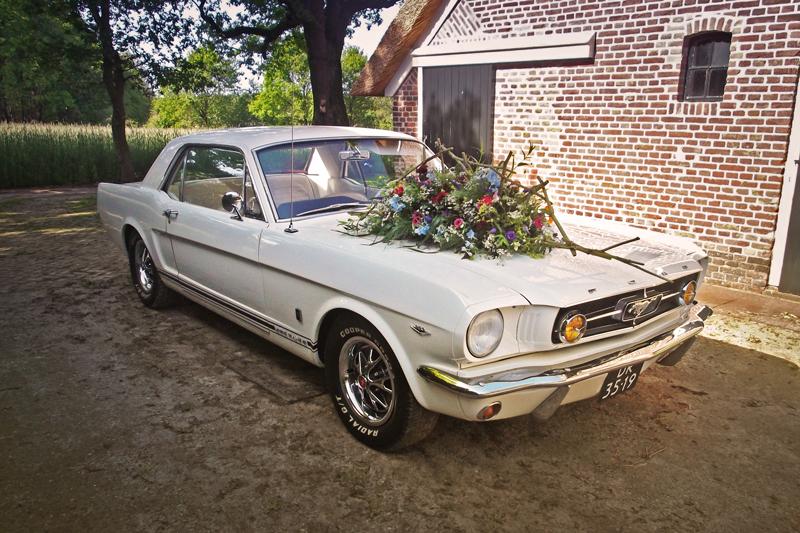 Huur deze mooie Ford Mustang
